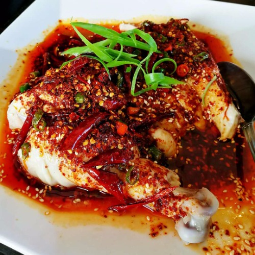 Hot and Spicy Chicken in Chili Oil(bone-in)